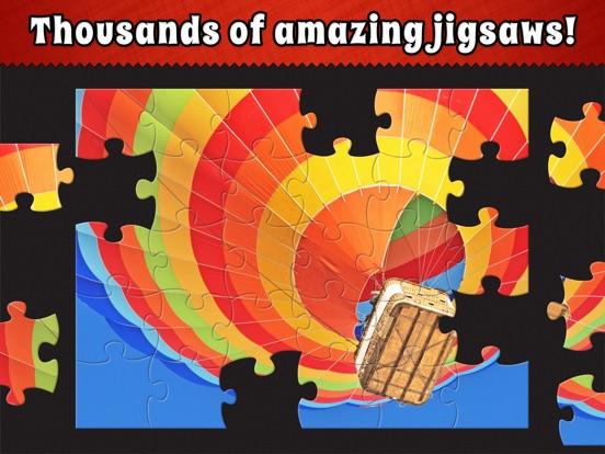 Jigsaw Puzzle Bug для iPad