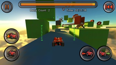 Jet Car Stunts screenshot1
