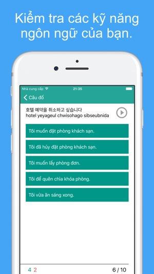 Học Nói Tiếng Hàn