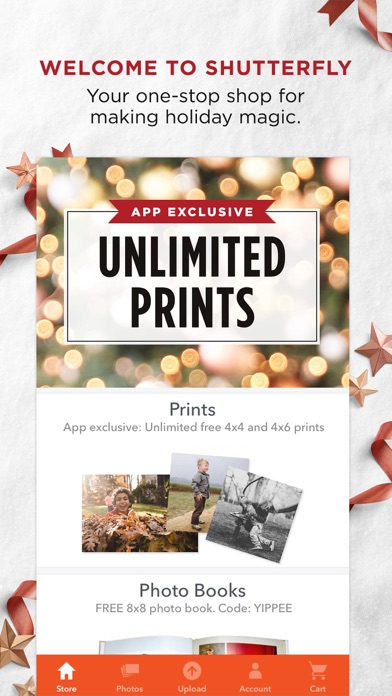 Shutterfly: Photo Gifts & More app image
