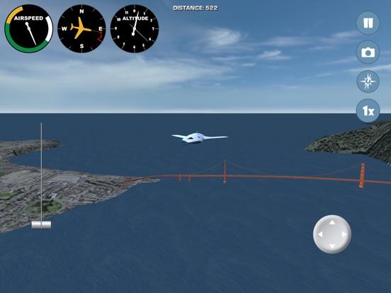 Скачать игру Полеты на самолете по миру