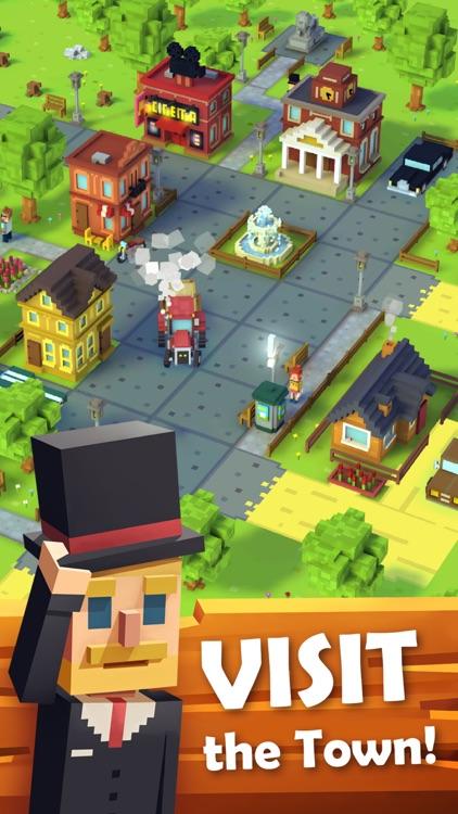 Blocky Farm screenshot-4
