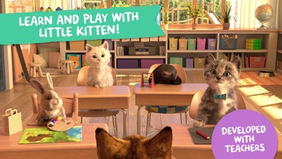 Little Kitten & Friends screenshot 1