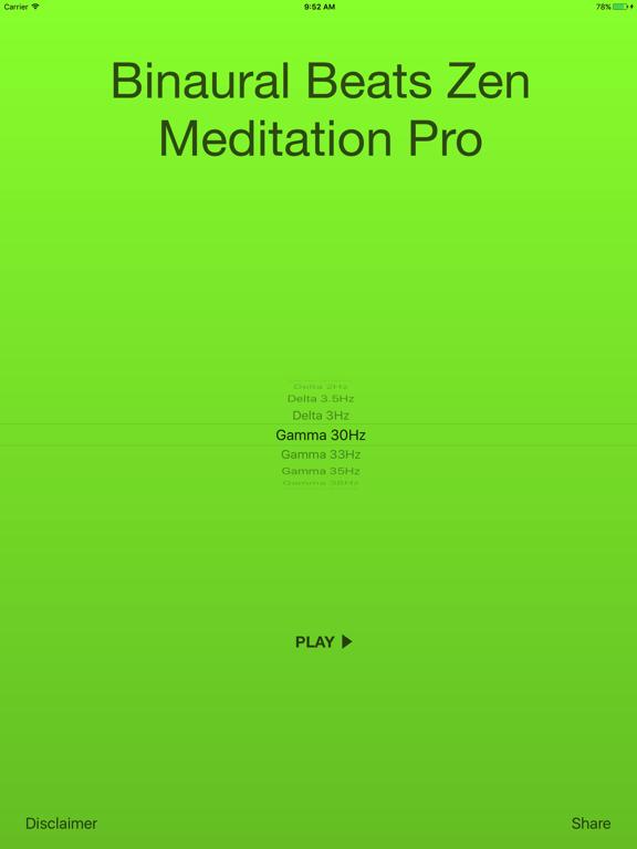 Binaural Zen Meditation Pro | App Price Drops