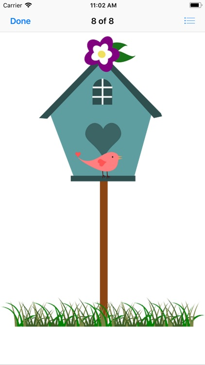 Birdhouse Stickers screenshot-6