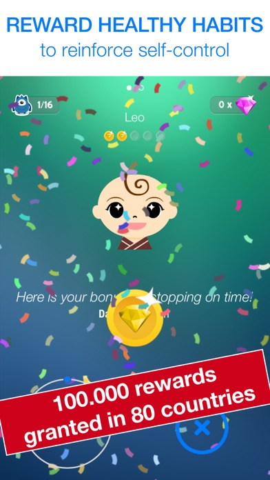 Screen Time Limit KidCrono screenshot two