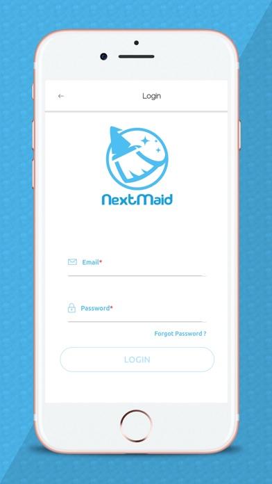 NextMaid screenshot 2