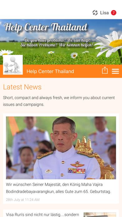点击获取Help Center Thailand