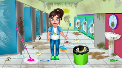 Baby School Cleaning screenshot 5