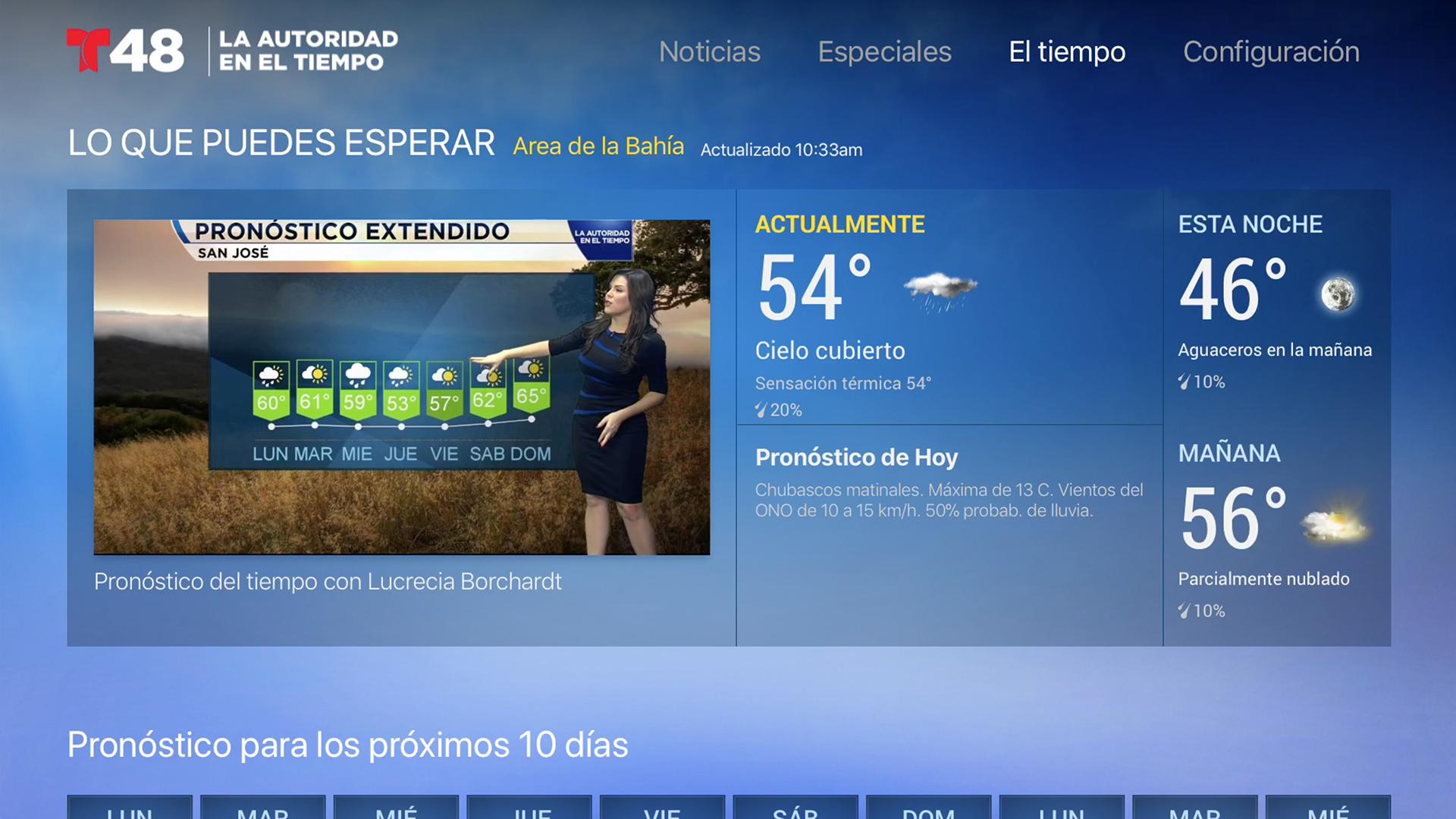Telemundo 48 screenshot 17