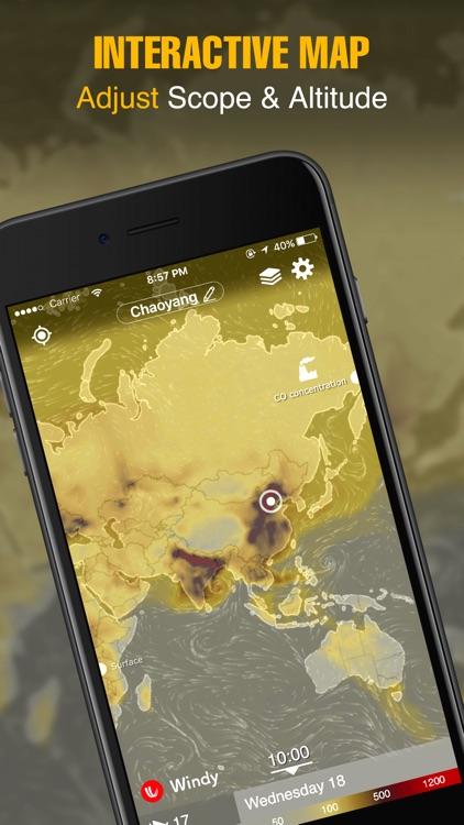 Weather Radar - live satellite screenshot-4