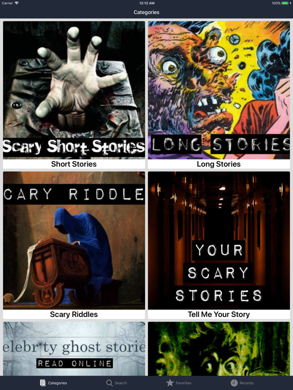 Horror Stories & Scary Stories | App Price Drops