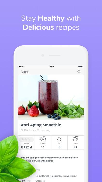 GymNadz - Women's Fitness App screenshot-3