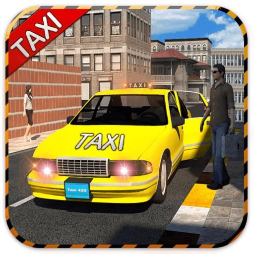 City Taxi Duty Driver Sim