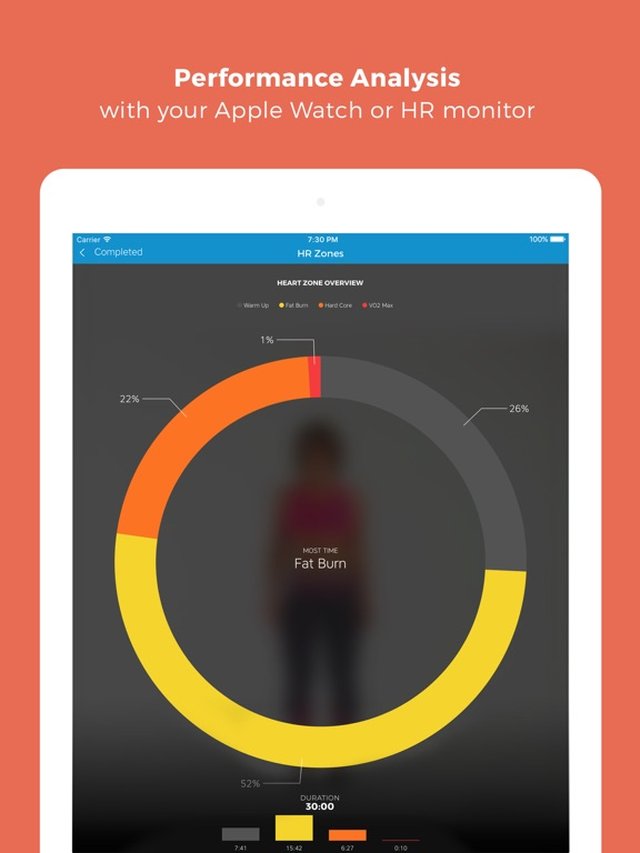 Workout Trainer: fitness coach-ipad-1