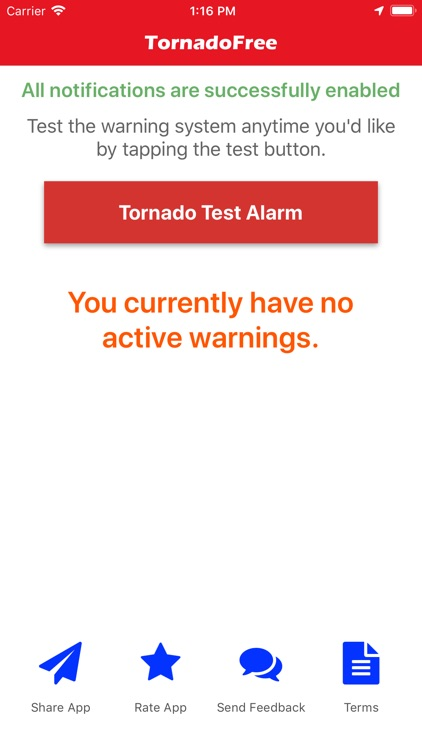 TornadoFree screenshot-3