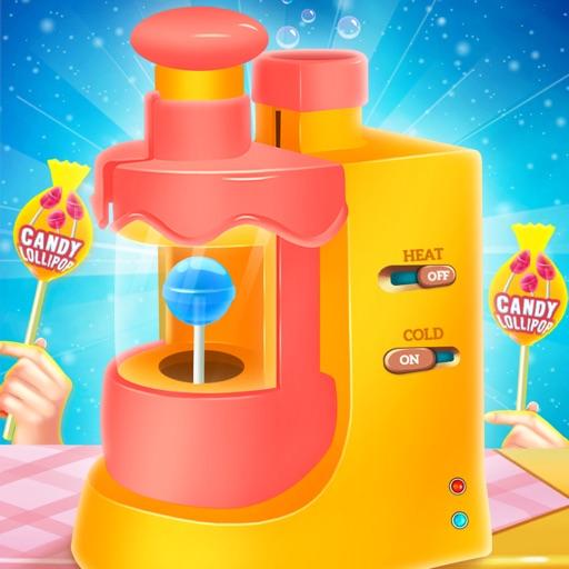 Bubble Gum Lollipop Maker iOS App