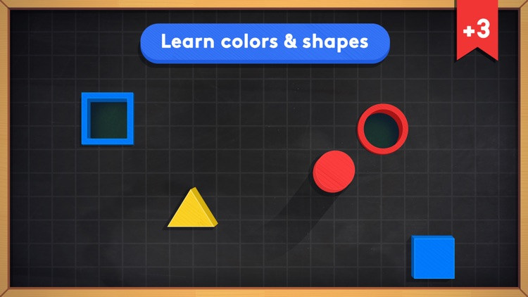 Busy Shapes & Colors screenshot-0