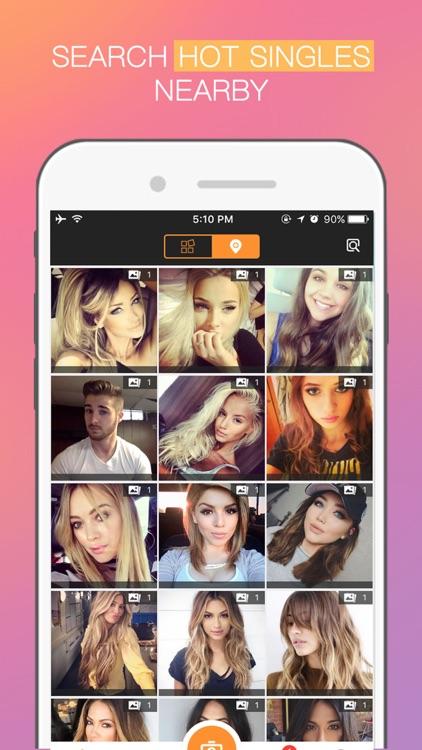 Meet Me:Chat,Date&Hook Up Apps screenshot-4
