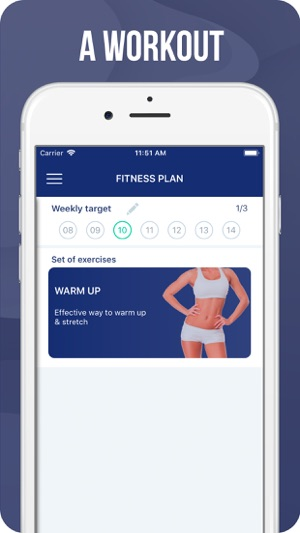 Warm Up Exercises on the App Store