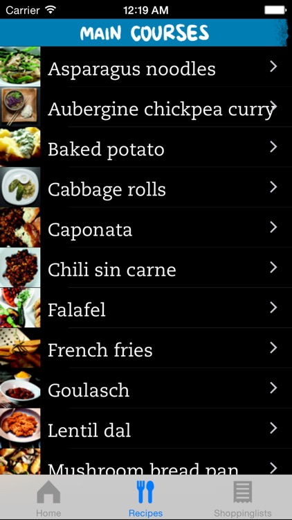 Vegan Cooking screenshot-1