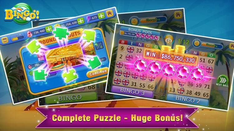Bingo Cute screenshot-4