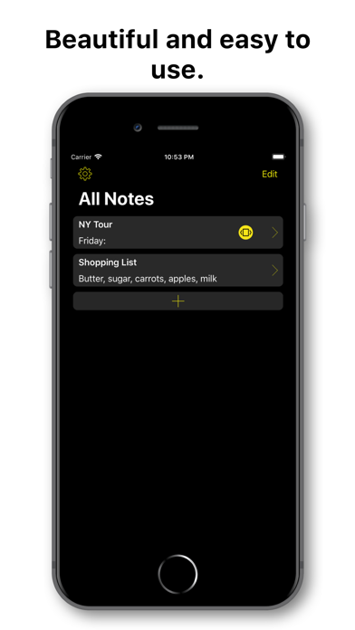 Notes for Watch
