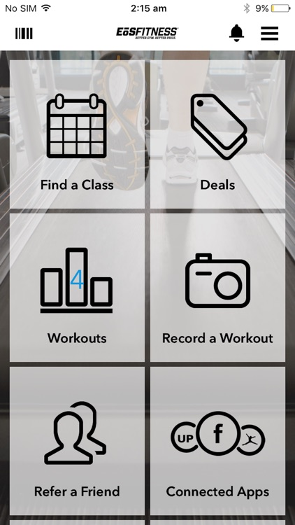 EoS Fitness screenshot-2