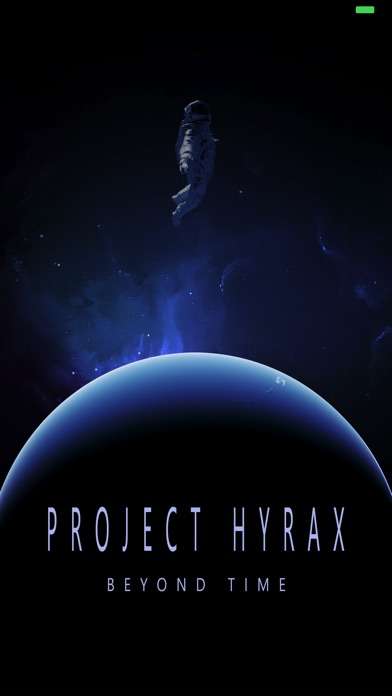 Image of Project Hyrax: Beyond Time for iPhone