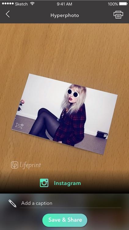 LifePrint Photos screenshot-4