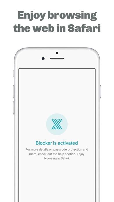 xBlock Porn Blocker app image