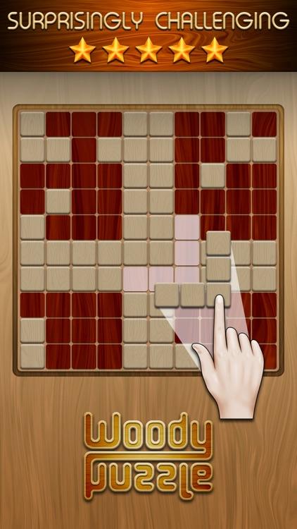 Woody Puzzle screenshot-0