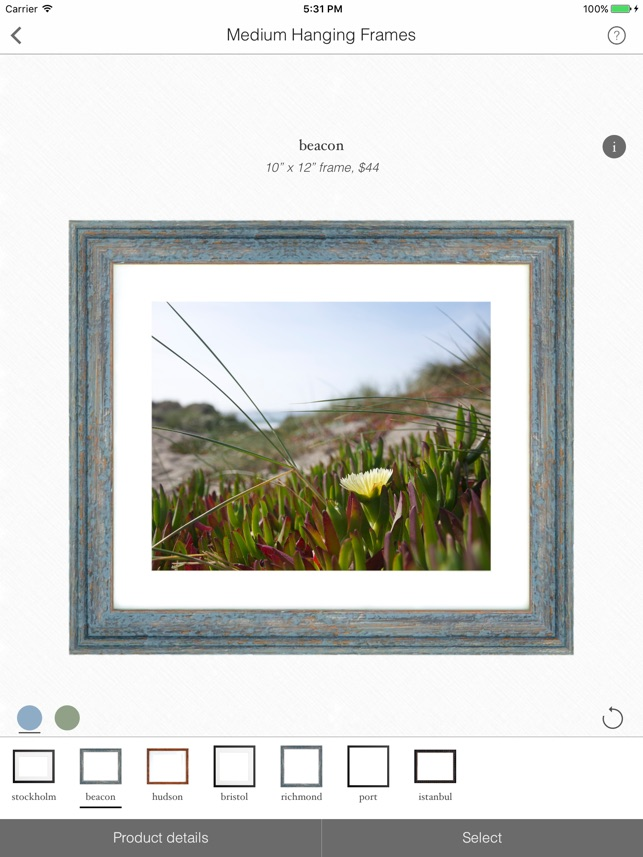 Keepsake Frames on the App Store