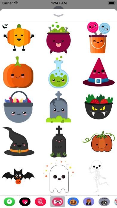All abuot Cute Halloween screenshot 4