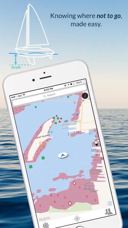 Wavve Boating-Easy Marine GPS