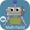 Math Facts Fluency Builder