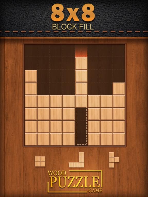 Деревянная головоломка для iPad