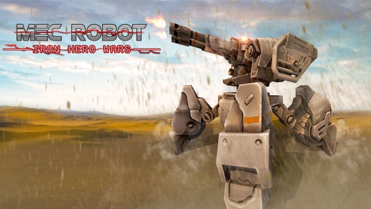 Robot War Simulation screenshot-3
