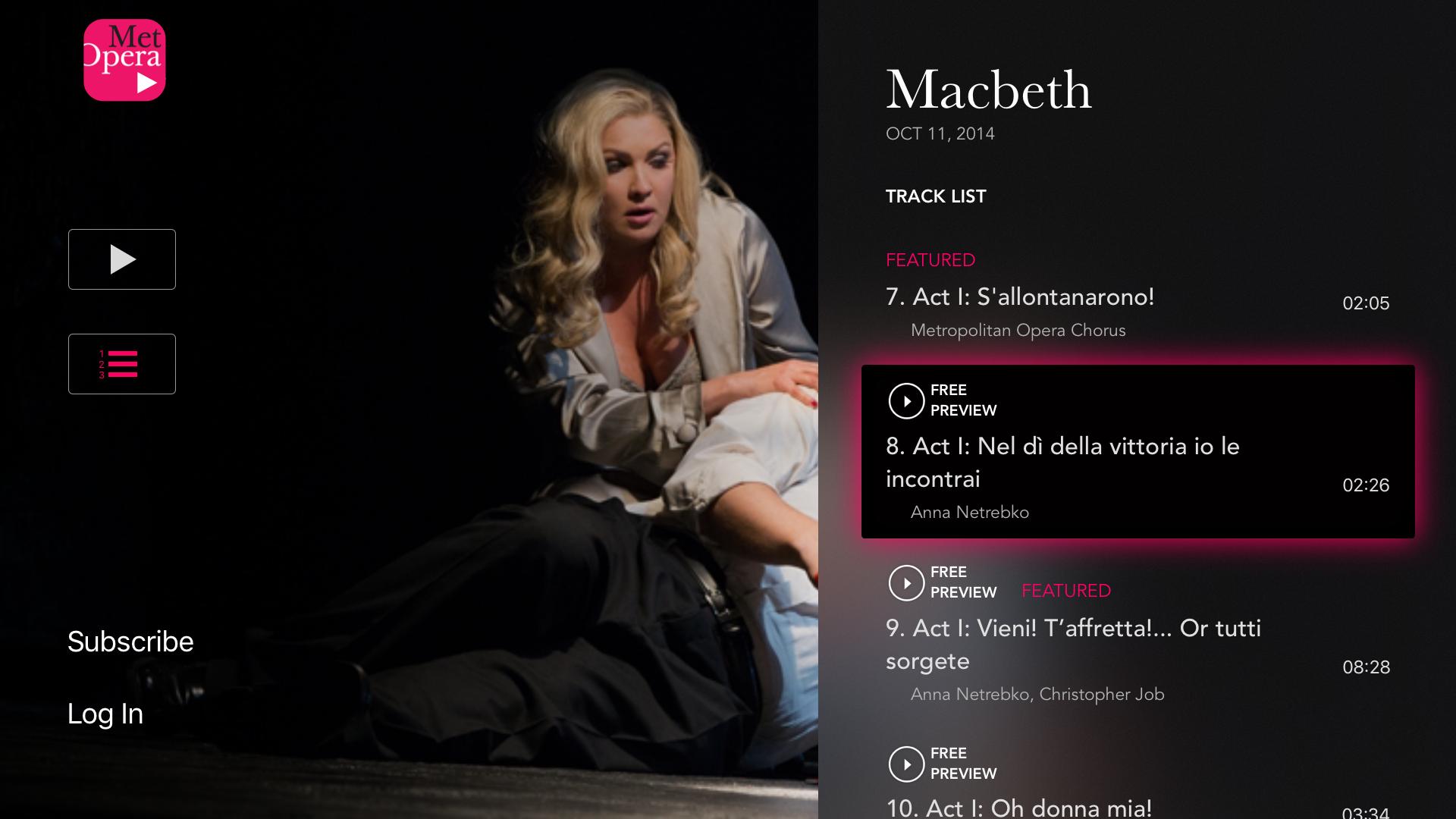 Met Opera on Demand screenshot 13