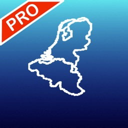 Aqua Map Holland & Belgium