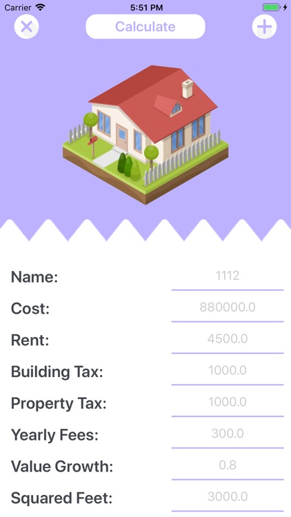 REC. - Real Estate Calculator