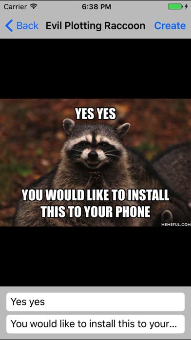 Screenshot #2 pour Best Meme Generator by Memeful