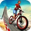 自行车骑手:掌上真实飞车游戏