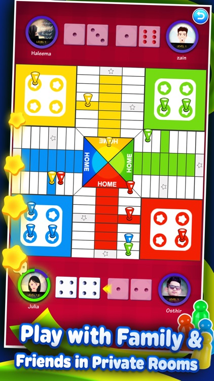 Parchisi Stars: Fun Dice Game screenshot-3