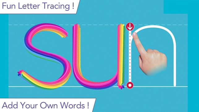 Letter Tracing Apps.Writing Wizard For Kids