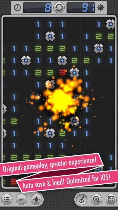 Sweepy Mines PRO (Сапёр игра) Скриншоты3