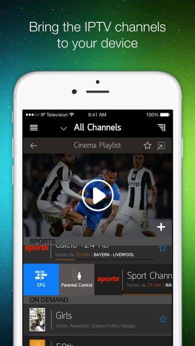 IP Television - IPTV M3U IPA Cracked for iOS Free Download