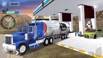 Offroad Oil Transporter 2018 screenshot three