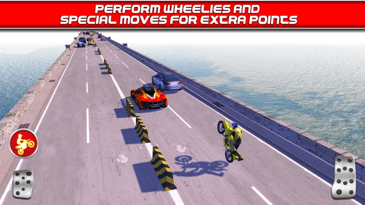 Bike Race: Traffic Ride screenshot-3