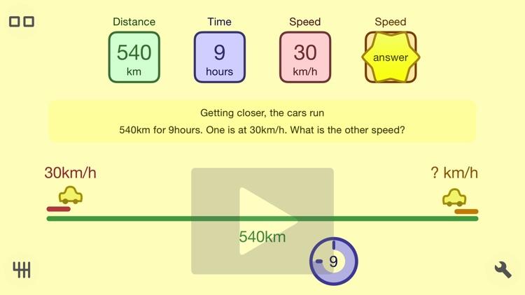 FindSpeed-distance time speed screenshot-3